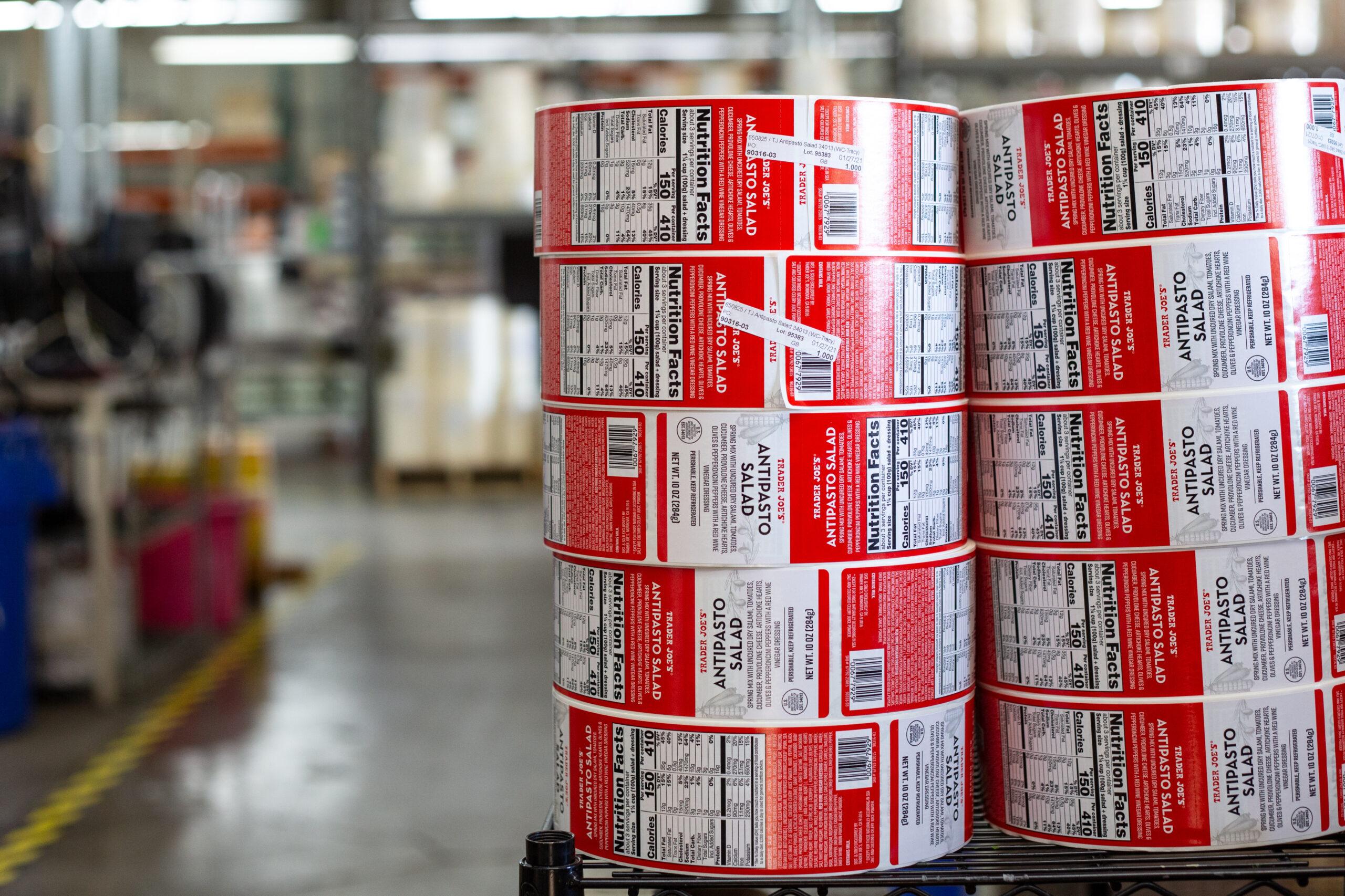 Packaging - Custom Label